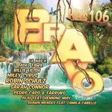 Bravo Hits 106, 2 CDs