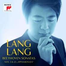 Ludwig van Beethoven (1770-1827): Klaviersonaten Nr.2 & 23, CD