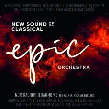 NDR Radiophilharmonie - Epic Orchestra, New Sound of Classical, CD