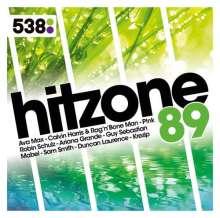 Hitzone 89, CD