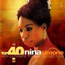 Nina Simone (1933-2003): Top 40, 2 CDs