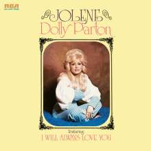 Dolly Parton: Jolene, LP