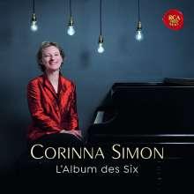 Corinna Simon - L'Album des Six, CD