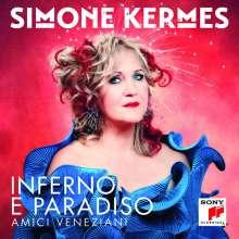 Simone Kermes - Inferno e Paradiso, CD