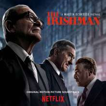 Filmmusik: The Irishman, CD