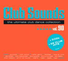 Club Sounds Vol. 90, 3 CDs