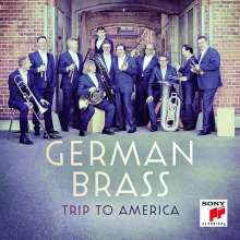 German Brass - Trip to America, CD