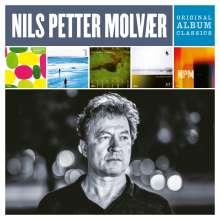 Nils Petter Molvaer (geb. 1960): Original Album Classics, 5 CDs