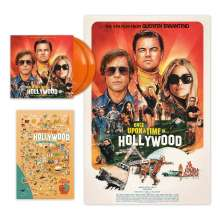 Filmmusik: Quentin Tarantino's Once Upon a Time in Hollywood (180g) (Limited Edition) (Translucent Orange Vinyl), 2 LPs