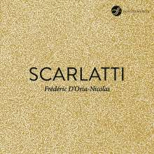 Domenico Scarlatti (1685-1757): Klaviersonaten, CD