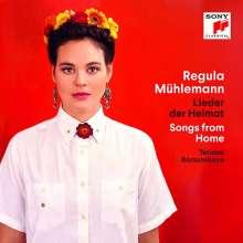 Regula Mühlemann - Lieder der Heimat, CD