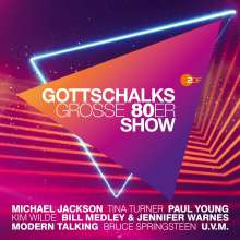 Gottschalks große 80er Show, 3 CDs