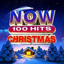 Now 100 Hits Christmas, 5 CDs