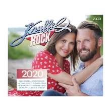 Knuffelrock 2020, 2 CDs