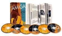 radioeins präsentiert die 100 besten Ost-Songs, 6 CDs
