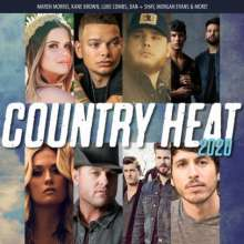 Country Heat 2020, CD