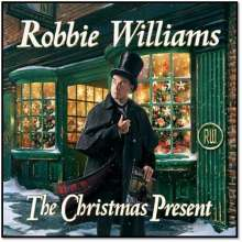 Robbie Williams: The Christmas Present, 2 CDs