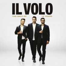 Il Volo: The Best Of 10 Years, 1 CD und 1 DVD