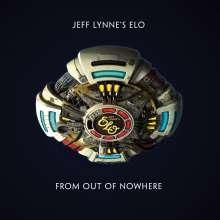 Jeff Lynne's ELO: From Out Of Nowhere (180g) (Limited Edition) (Indie Retail Exclusive) (Opaque Blue Vinyl), LP