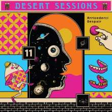 Desert Sessions: Vol. 11 & 12, CD