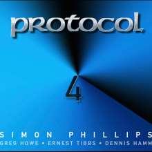 Simon Phillips (Drums): Protocol IV, CD