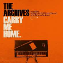 The Archives: Carry Me Home: A Reggae Tribute To Gil Scott-Heron And Brian Jackson, CD