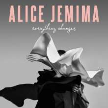 Alice Jemima: Everything Changes, CD