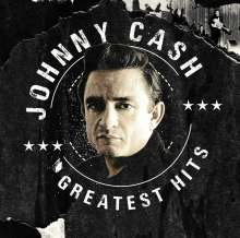 Johnny Cash: Greatest Hits (2019), 2 CDs