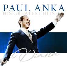 Paul Anka: His Greatest Hits, LP