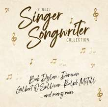 Finest Singer-Songwriter Collection, CD