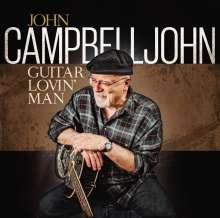 John Campbelljohn: Guitar Lovin' Man, CD