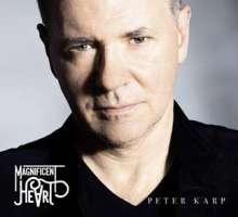 Peter Karp: Magnificent Heart, CD