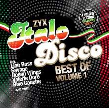 ZYX Italo Disco: Best Of Vol.1, 2 LPs