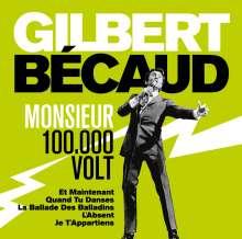 Gilbert Bécaud: Monsieur 100.000 Volts, 2 CDs