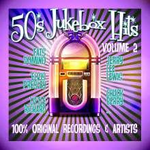 50s Jukebox Hits Vol.2, LP