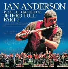 Ian Anderson: Ian Anderson Plays The Orchestral Jethro Tull Pt.2, LP