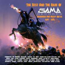 The Best And The Rare Of GAMA Records, 2 CDs