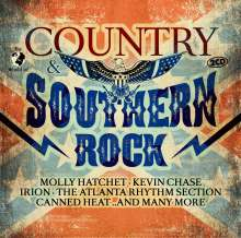 The World Of Country & Southern Rock, 2 CDs