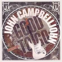 John Campbelljohn: Good To Go (Limited Edition) (Transparent With White Streaks Vinyl) (exklusiv für jpc!), LP