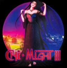 sina-drums: Chi Might III (Limited Edition) (signiert), CD