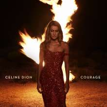 Céline Dion: Courage (Deluxe Edition), CD