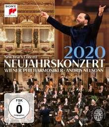 Neujahrskonzert 2020 der Wiener Philharmoniker, Blu-ray Disc