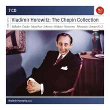 Frederic Chopin (1810-1849): Vladimir Horowitz - The Chopin Collection, 7 CDs
