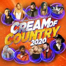 Cream Of Country 2020, 1 CD und 1 DVD