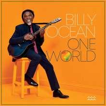 Billy Ocean: One World, 2 LPs