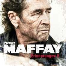 Peter Maffay: Erinnerungen II - Die stärksten Balladen, CD