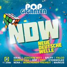 Pop Giganten NDW, 3 CDs
