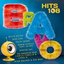 Bravo Hits 108, 2 CDs