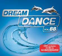 Dream Dance Vol. 88, 3 CDs