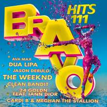 Bravo Hits 111, 2 CDs